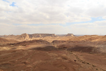 Mountain Panorama In Crater Ma...