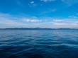 View across the Adriatic sea from Zadar, Croatia