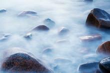 Stones In Fog