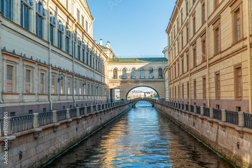 Fototapety, obrazy: Russia. The historical center of St. Petersburg