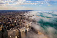 Clouds Over Chicago, Windy City