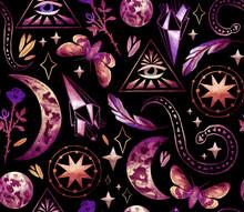 Magical And Mystical Characte...