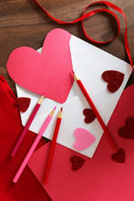 Heart Shaped Valentine's Day C...