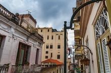 Walking The Streets Of Havana In Cuba