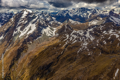 New Zealand, South Island Wallpaper Mural
