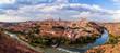 Vista panoramica di Toledo - Spagna