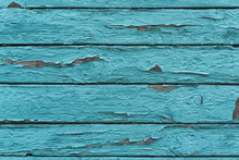 Old Wooden Wall Repainted Many...