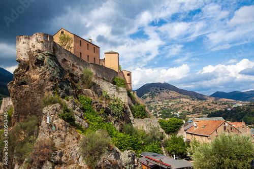 Fotografie, Obraz Corte - Corsica