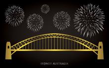 Elegant Gold And Silver Sydney...