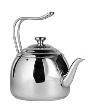 Stainless Steel Teapot Isolate...