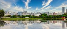 Parque Ibirapuera - Sao Paulo ...