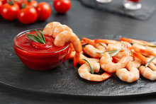 Delicious Shrimp Cocktail With...