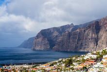 Spain, Tenerife, Beautiful Aer...