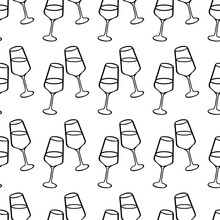 Seamless Vector Pattern With W...
