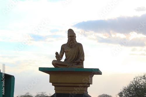 Fototapeta Unesco world Herihage site Mahabalipuram 3