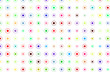 Abstract geometric pattern, colorful & artistic shapes for graphic design, catalog, illustration, graphic resources or background.