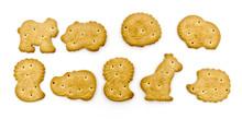 Dry Crispy Animal Shaped Cooki...