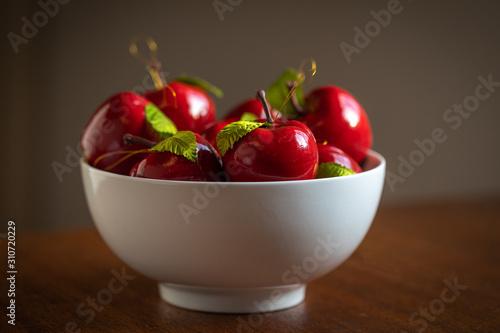 Ornamental Fruit Bowl