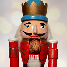 Nutcracker German Isolated Sol...