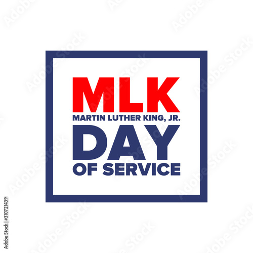 MLK day of service Canvas Print