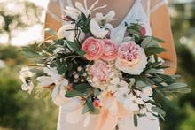 Paper Flowes Bouquet