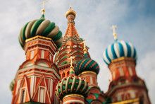 St. Basil's Cathedral, Moscow ...