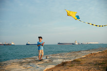 Kite Flying Outdoor