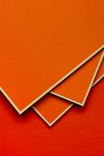 Orange Paper Design