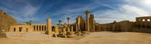 Karnak Temple, Temple Ruins, E...