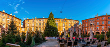 Place Nationale At Christmas I...