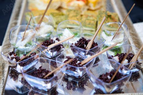 Fotografie, Obraz  food aperitivo salatini