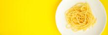 Pasta, Spaghetti Or Bucatini (...