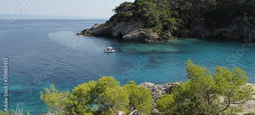 Fotografía Vacanze in barca al mare - estate