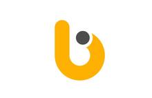Letter B Logo Alphabet Design ...