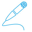 Mikrofon Illustration