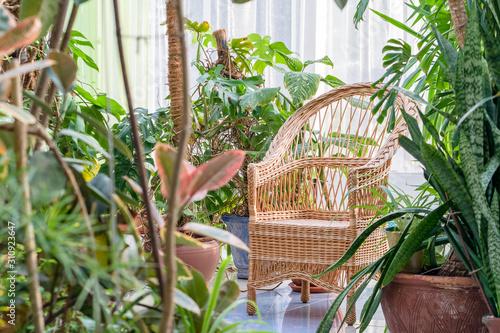 Fototapeta Corner for a comfortable stay obraz na płótnie