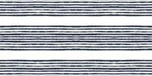 Indigo Striped Vector Seamless...