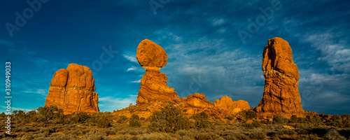 Fotografering FEBRUARY 15, 2019 -  ARCHES NATIONAL PARK, UTAH , USA - Arches National Park, Ut