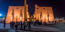 Luxor Temple At Night (ancient...