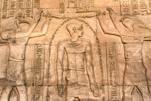 Ruins And Hieroglyphs In The F...