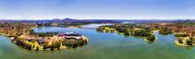 D ACT Lake Bridge Shores Day Pan