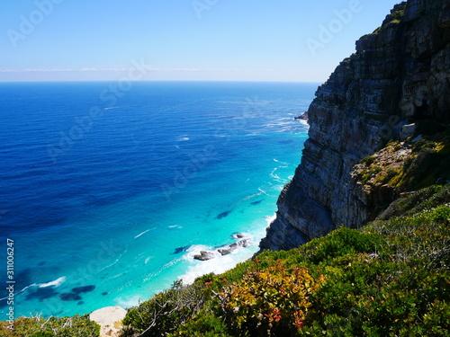 Fotografie, Tablou  Cap de Bonne Espérance Afrique du Sud