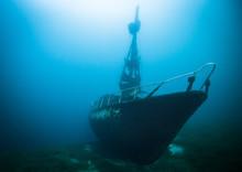 Kreidesee Hemmoor Segelboot