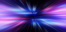 Colorful Abstract Radiant Flas...