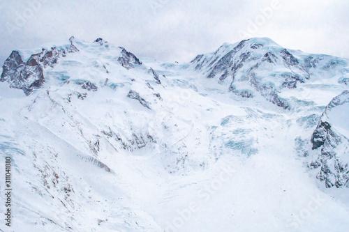 View from Gornergrat in Switzerland #311041880