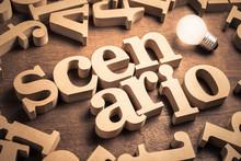 Scenario Wood Word