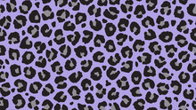 Seamless Leopard Fur Pattern. ...