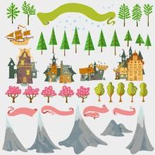Fairy Tale Fantasy Map Builder...