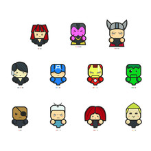 Icon The Avengers Age Of Ultro...