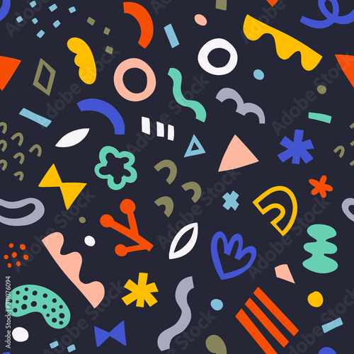 modern-geometric-abstraction-seamless-vector-pattern-various-abstract-linocut-stamp-shapes-trendy-colorful-ornament-good-as-wrapping-paper-hand-drawn-doodles